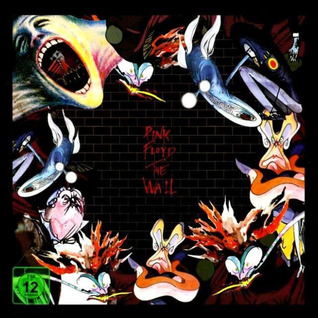 Pink Floyd ‎– The Wall (Box Set) [6CD+DVD] Import