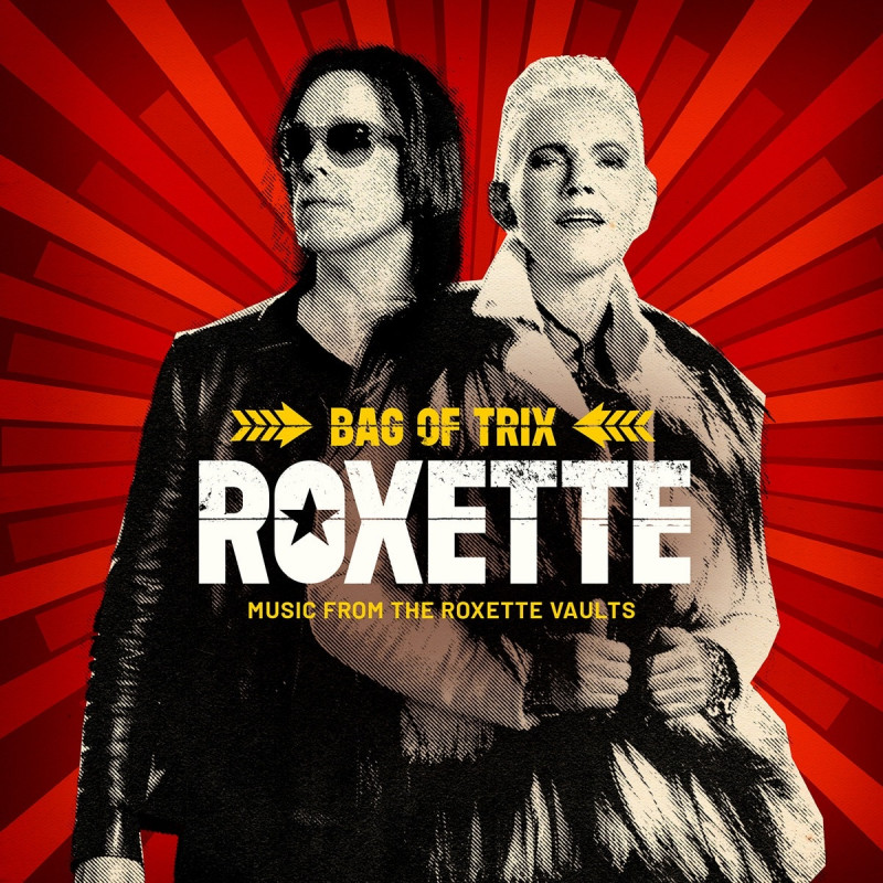 Roxette - Bag Of Trix - Music From The Roxette Vaults (Ltd. BoxSet) [4LP] Import