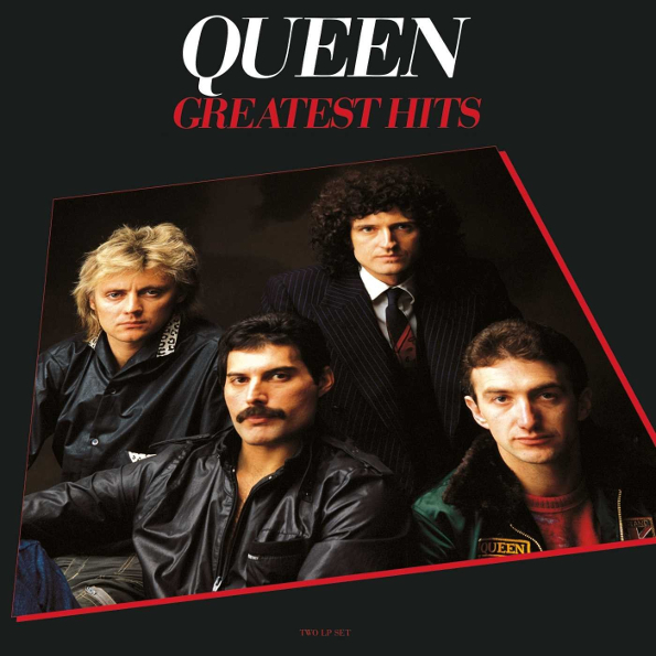 Queen ‎– Greatest Hits [2LP] Import