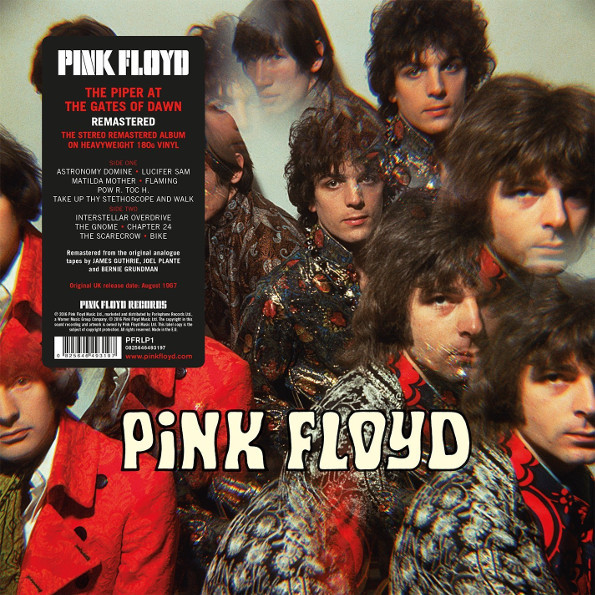 Pink Floyd – The Piper At The Gates Of Dawn [LP] Import