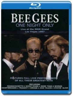 Bee Gees / One Night Only [Blu-Ray]