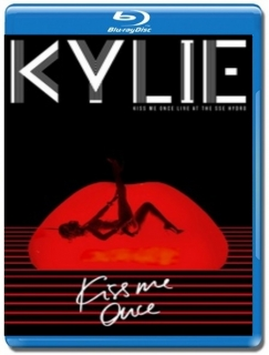 Kylie Minogue / Kiss Me Once - Live at the Sse Hydro [Blu-Ray]