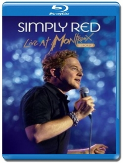 Simply Red / Live At Montreux 2003 [Blu-Ray]