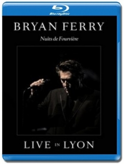 Bryan Ferry - Live in Lyon [Blu-Ray]