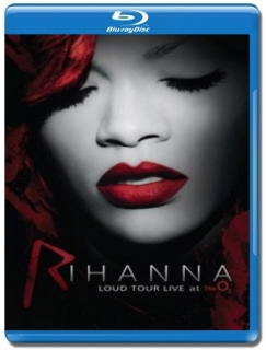 Rihanna / Loud Tour Live At The O2 [Blu-Ray]