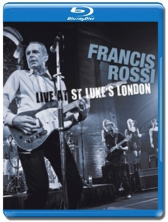 Francis Rossi ‎– Live At St Luke's London [Blu-Ray] Import