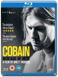 Kurt Cobain / Montage of Heck [Blu-Ray]