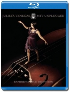 Julieta Venegas / MTV Unplugged [Blu-Ray]