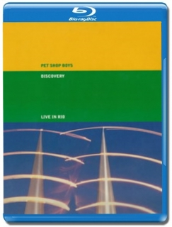 Pet Shop Boys / Discovery (Live In Rio) [Blu-Ray]