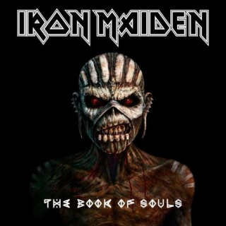 Iron Maiden / The Book Of Souls [3LP] Import