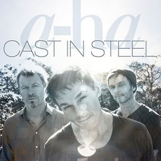 a-ha / Cast In Steel [LP] Import