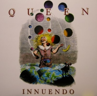 Queen / Innuendo [2LP] Import