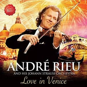 Andre Rieu / Love In Venice [CD+DVD] Import