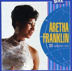 Aretha Franklin / Best Of Aretha Franklin, 20 Greatest hits [CD] Import