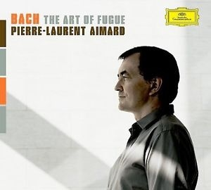 Bach: The Art of Fugue by Pierre - Laurent Aimard [CD] Import