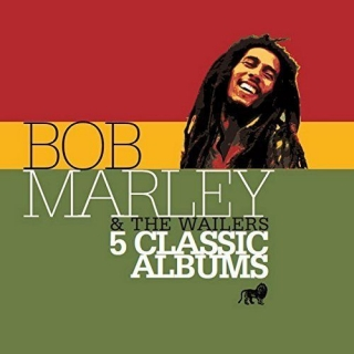 Bob Marley and The Wailers / 5 Classic Albums [5CD] Import