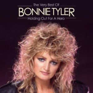 Bonnie Tyler / Holding Out for a Hero: Very Best of [CD] Import