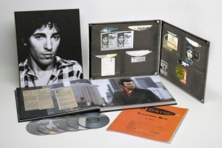 Bruce Springsteen / The Ties That Bind, River Collection [4CD+2Blu-Ray] Import