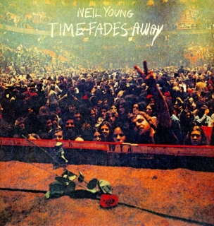 Neil Young / Time Fades Away [Vinyl] Import