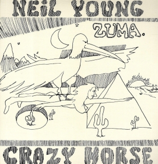 Neil Young Crazy Horse / Zuma [Vinyl] Import