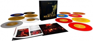 Freddie Mercury / Messenger Of The Gods – The Singles (Box set) [13Vinil] Import