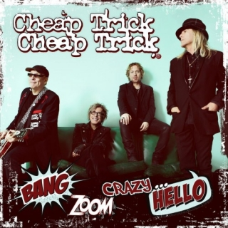 Cheap Trick / Bang, Zoom, Crazy…Hello [CD] Import