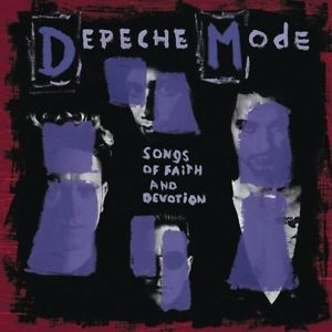 Depeche Mode / Songs of Faith and Devotion [CD] Import