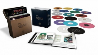 Queen / Complete Studio Album Vinyl Collection [18LP] Import