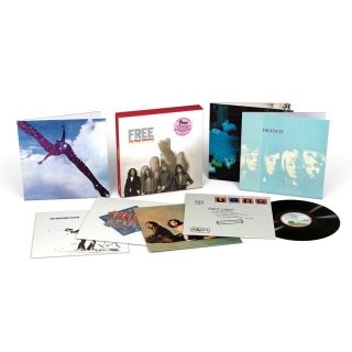 Free / The Vinyl Collection (Box Set) [7LP] Import
