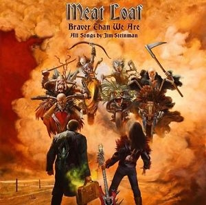 Meat Loaf / Braver than we are [LP] Import