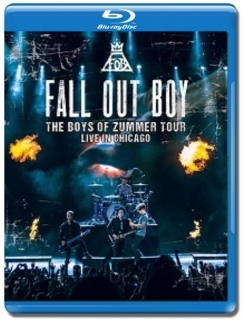 Fall Out Boy / The Boys of Zummer Tour - Live in Chicago [Blu-Ray]