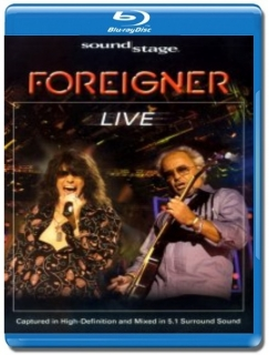 Foreigner / Live [Blu-Ray]