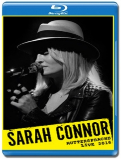 Sarah Connor / Muttersprache – Live [Blu-Ray]