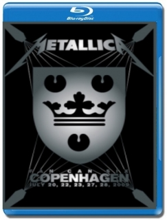 Metallica / Fan Can Six - Copenhagen [Blu-Ray]