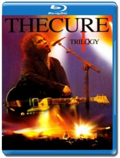The Cure / Trilogy. Live In Berlin [Blu-Ray]