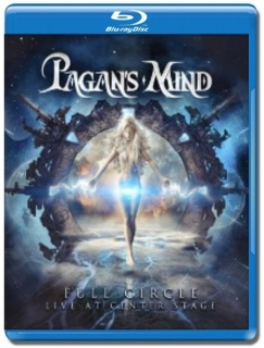 Pagan's Midn / Full Circle: Live At Center Stage 2014 [Blu-Ray]