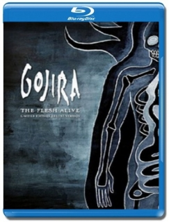 Gojira / The Flesh Alive [Blu-Ray]
