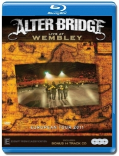 Alter Bridge / Live at Wembley - European Tour [Blu-Ray]