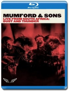 Mumford & Sons - Dust And Thunder (Live From South Africa) [Blu-Ray]