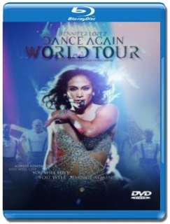 Jennifer Lopez / Dance Again [Blu-Ray]
