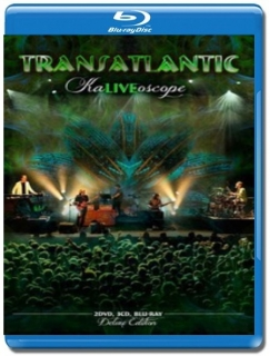 Transatlantic / KaLiVEoscope [Blu-Ray]