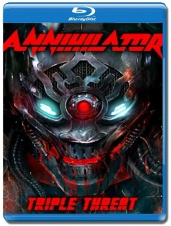 Annihilator / Triple Threat [Blu-Ray]