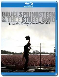 Bruce Springsteen & The E Street Band / London Calling [Blu-Ray]