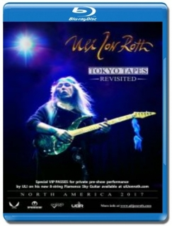 Uli Jon Roth / Tokyo Tapes Revisited – Live In Japan [Blu-Ray]