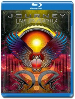 Journey / Live in Manila [Blu-Ray]