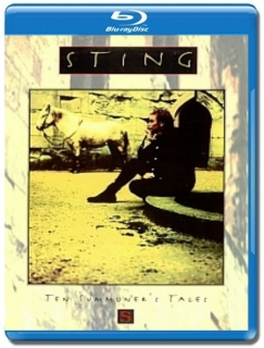 Sting / Ten Summoner's Tales [Blu-Ray]