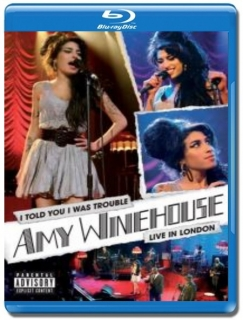 Amy Winehouse / I told you i was trouble [Blu-Ray]