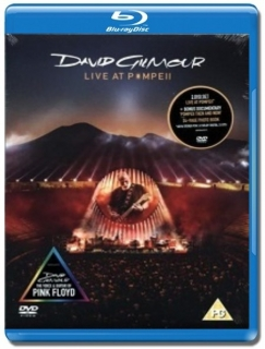 David Gilmour / Live At Pompeii [Blu-Ray]