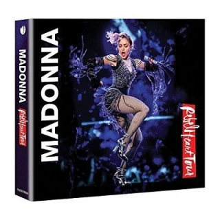 Madonna / Rebel Heart Tour [Blu-Ray+CD] Import