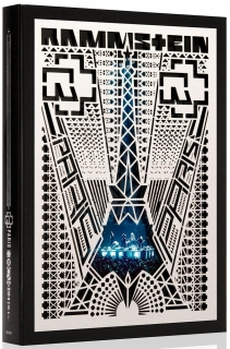 Rammstein / Paris [Blu-Ray+2CD] Import